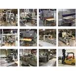 Auction of LEDA Furniture 150,000 Sq Ft Plant- High End Italian Furniture