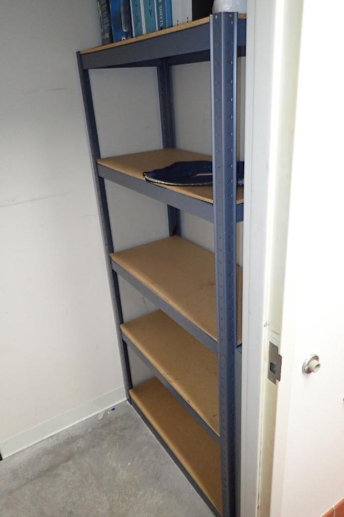 Contents of storage room including 2 shelves and contents - Image 2 of 3