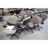 Haworth task chair