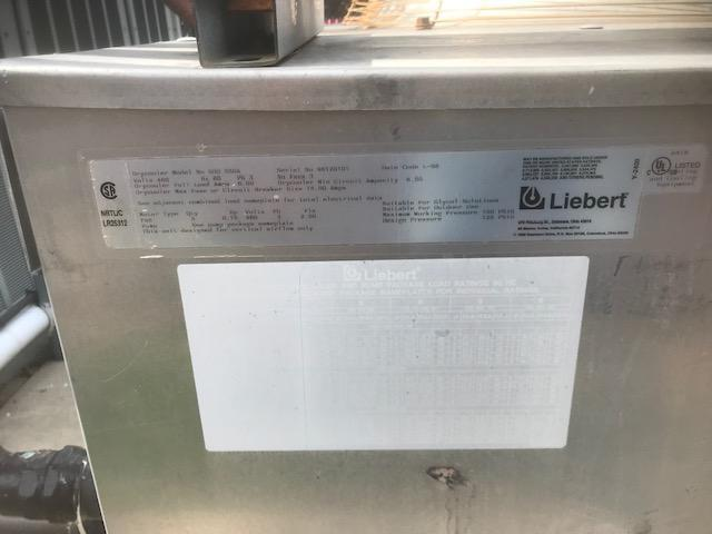 Liebert Dry Cooling Condensing Fans / Coil - Image 2 of 3