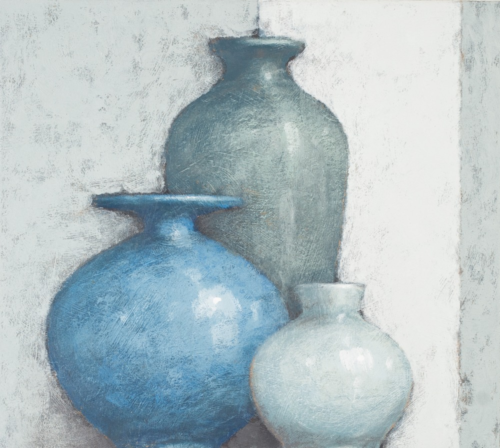 """Lot 214 - TERRY WHYBROW (b. 1932) ACRYLIC ON BOARD 'Painting 32' Signed, dated (20)04 and titled verso 9"""" x"""