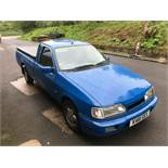 1992 Ford P100 Pick Up