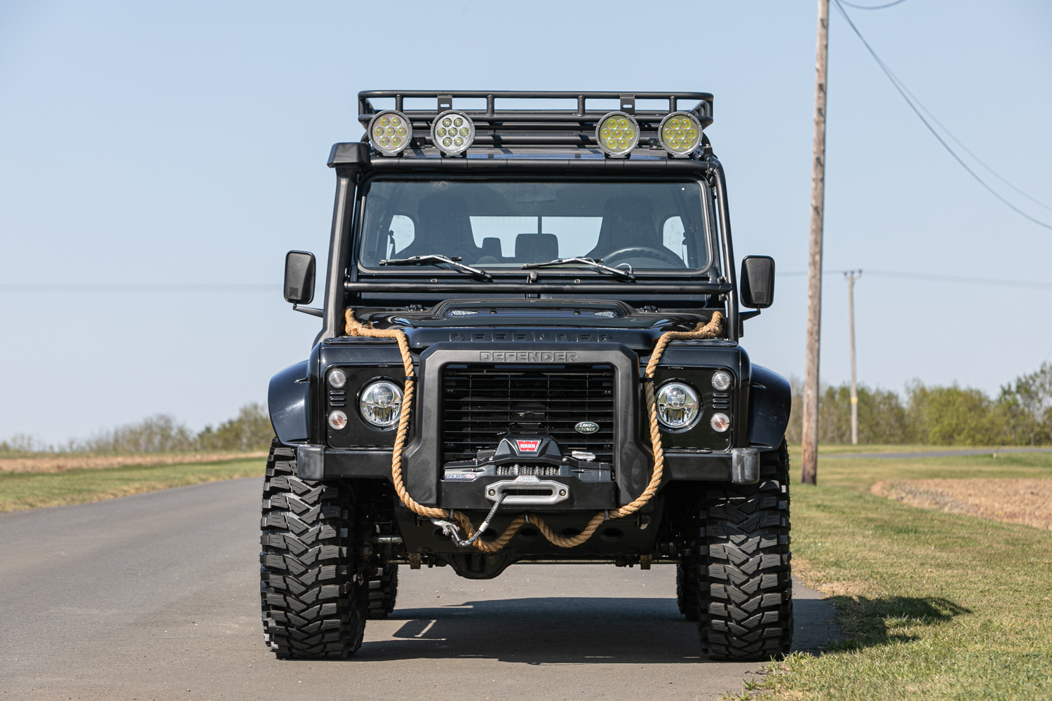 2015 Land Rover Defender 110 SVX 'Spectre' JB24 - Image 7 of 26