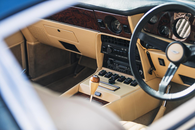 1984 Aston Martin V8 Series 4 'Oscar India' - Image 13 of 20