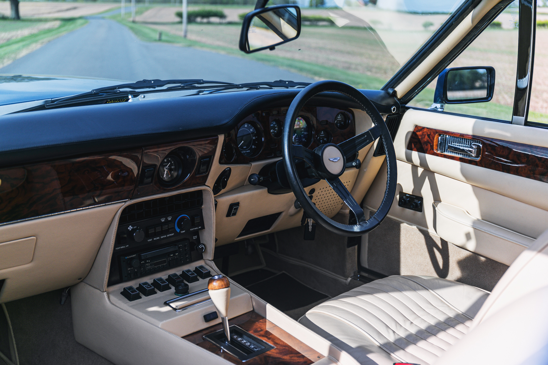 1984 Aston Martin V8 Series 4 'Oscar India' - Image 8 of 20