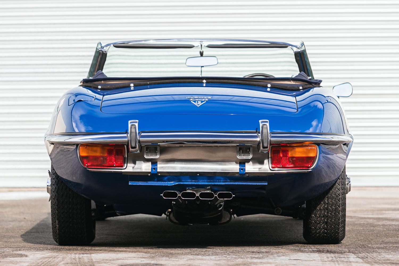 1973 Jaguar E-Type Series 3 V12 - Image 5 of 21
