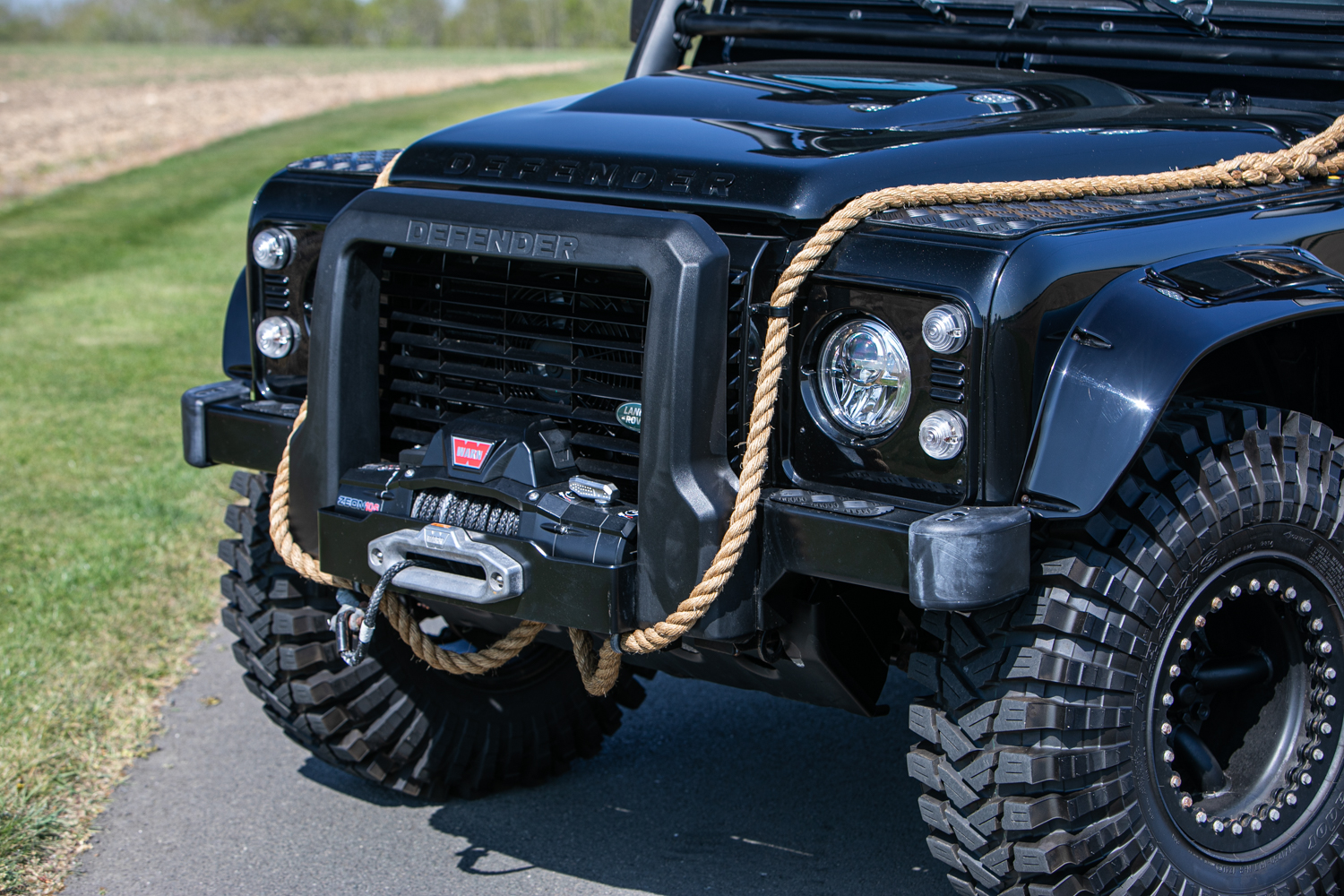 2015 Land Rover Defender 110 SVX 'Spectre' JB24 - Image 19 of 26