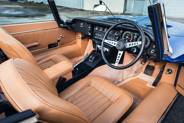 1973 Jaguar E-Type Series 3 V12 - Image 9 of 21