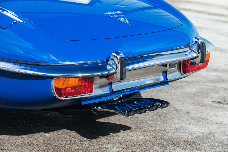 1973 Jaguar E-Type Series 3 V12 - Image 17 of 21