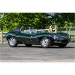 1962 Jaguar D-Type 'Short Nose' Recreation