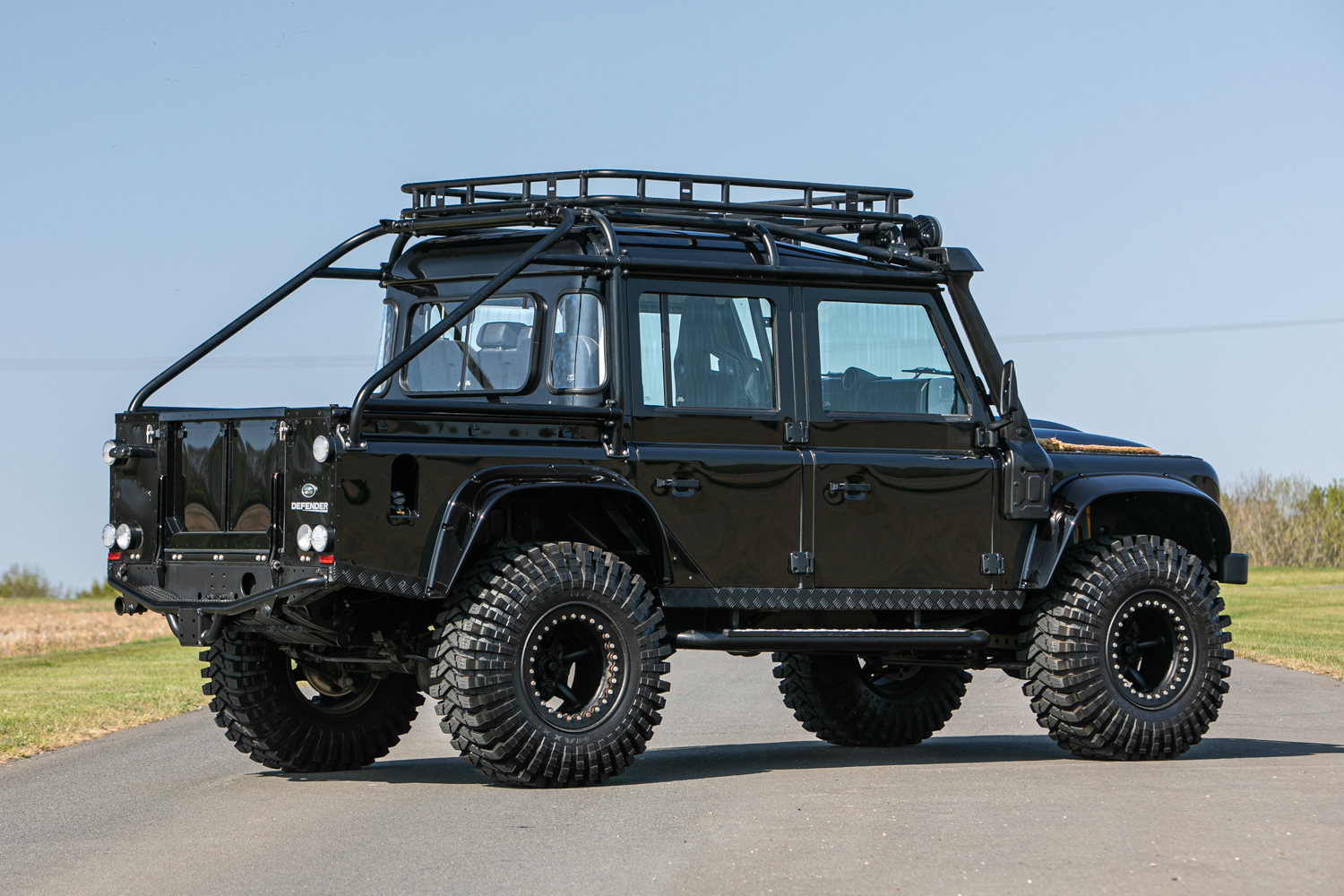 2015 Land Rover Defender 110 SVX 'Spectre' JB24 - Image 4 of 26