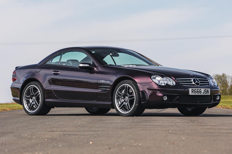 2004 Mercedes-Benz SL65 AMG (R230)