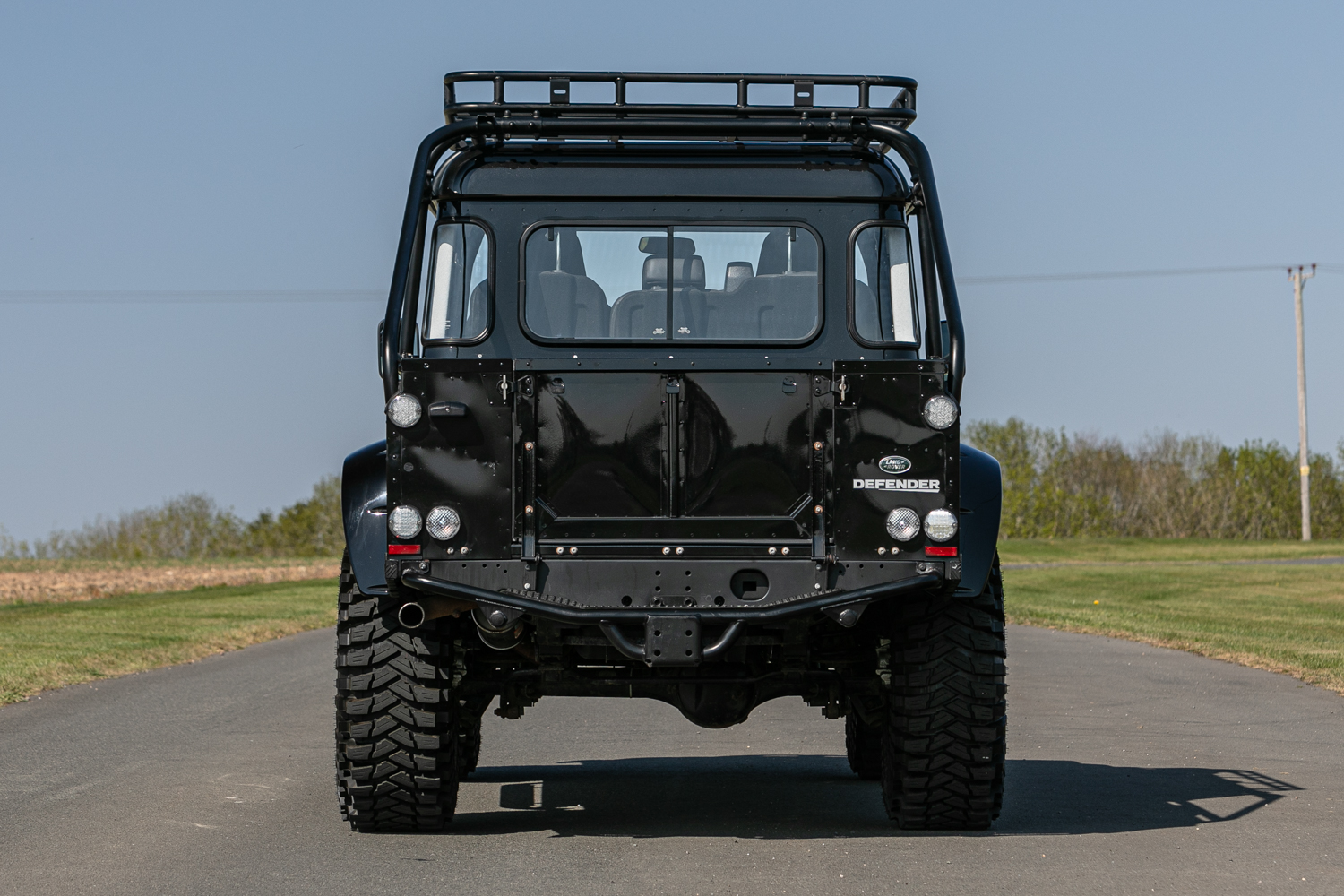 2015 Land Rover Defender 110 SVX 'Spectre' JB24 - Image 5 of 26