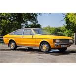 1976 Ford Granada Coupe 3000 XL