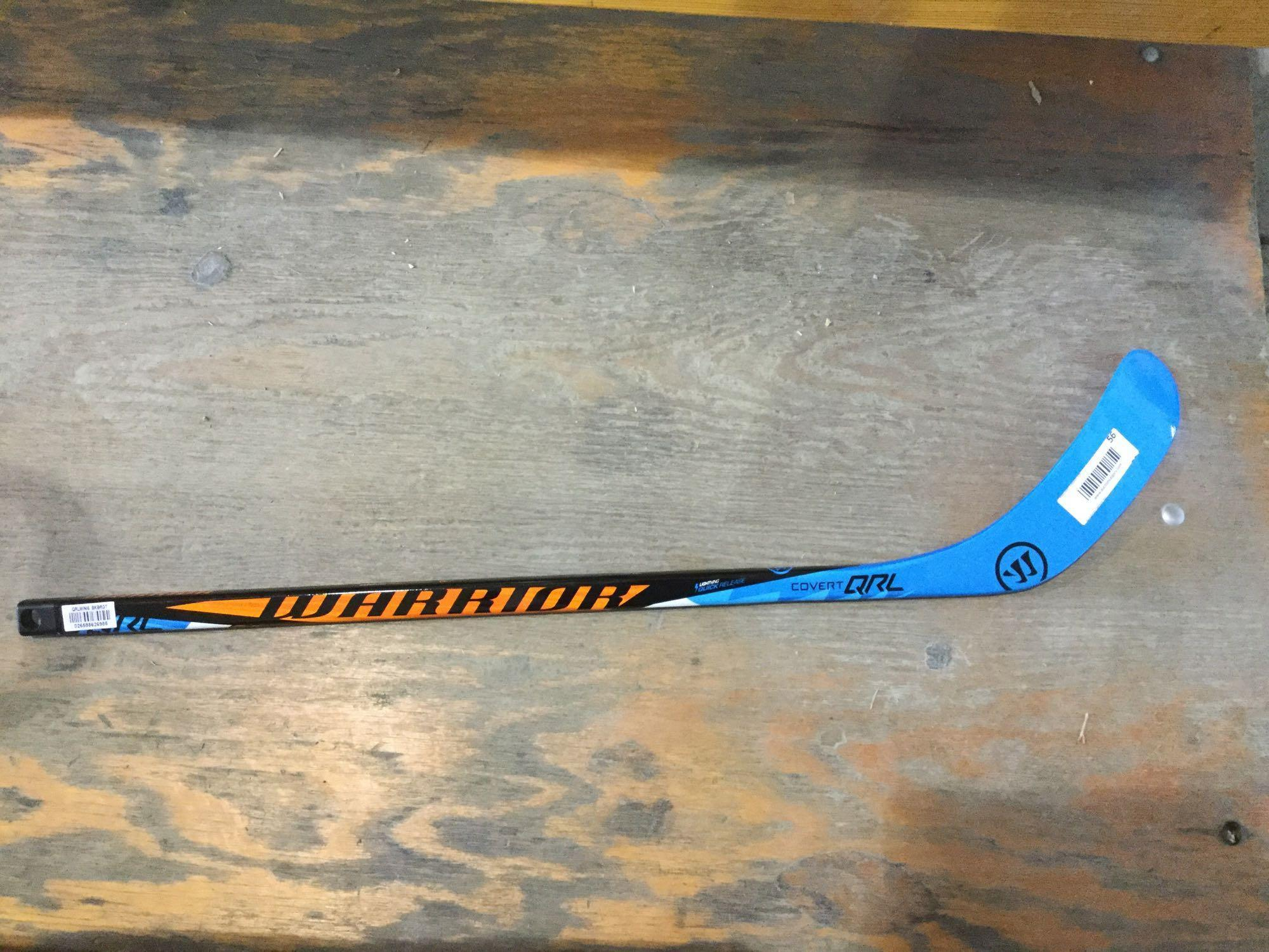 Lot 56 - Warrior Quick Release Covert QRL Youth Hockey Stick