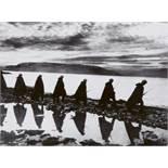 Yevgeni ChaldejMurmanskGelatinesilberabzug 1990er Jahre. 21,8 x 29,3 cm (22,8 x 30,3 cm). Rückseitig