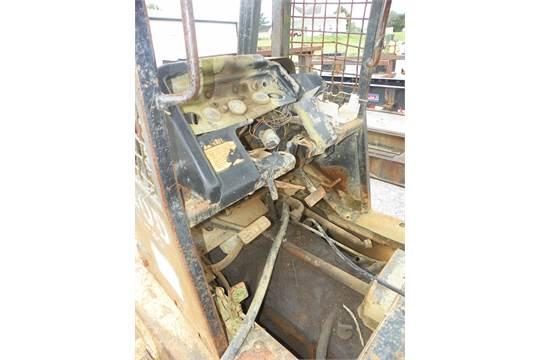 JD 640D Skidder Salvage (no eng ) As-Is