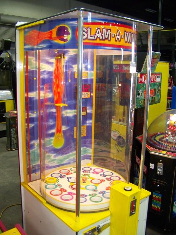 Lot 189 - SLAM A WINNER TICKET REDEMPTION GAME BENCHMARK