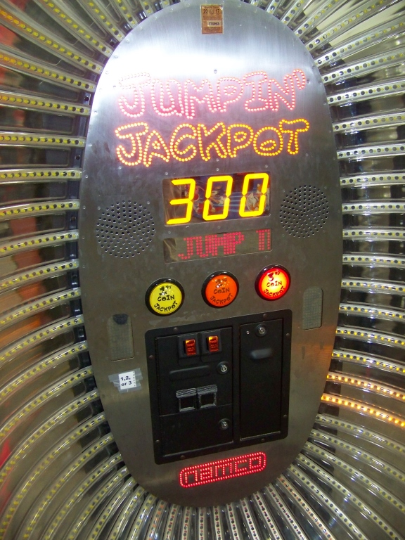 Lot 178 - JUMPIN JACKPOT TICKET REDEMPTION GAME NAMCO
