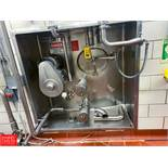 DCI 40,000 Gallon S/S Silo, With, Horizontal Agitation, 2 Air valves, Sensors, And Chart Recorder