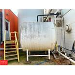 2,000 Gallon Horizontial Tank Rigging Fee: $1550