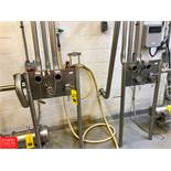 S/S Flowverter Stations, Clamp Type Rigging Fee: $100