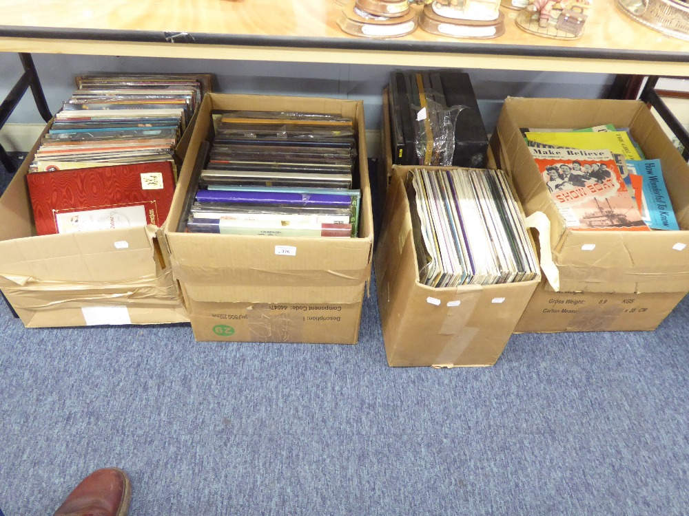Lot 376 - GOOD SELECTION OF CLASSICAL MUSIC, LP's CIRCA 1970's INCLUDING; MANY UN-OPENED BOXED SETS, BEING THE