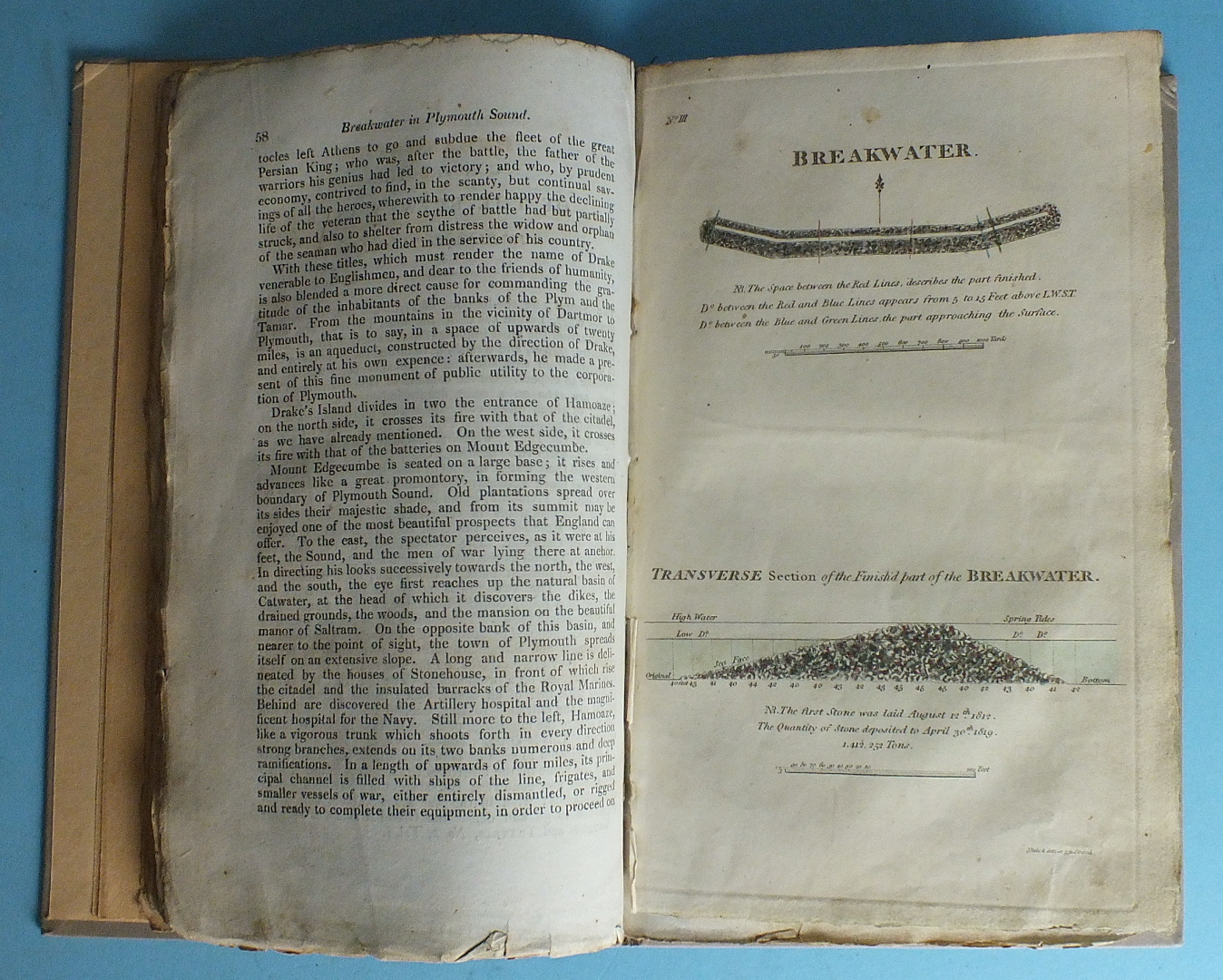 Lot 169 - Dupin (Charles), Narratives of two Excursions to the Parts of England, Scotland and Ireland in 1816,