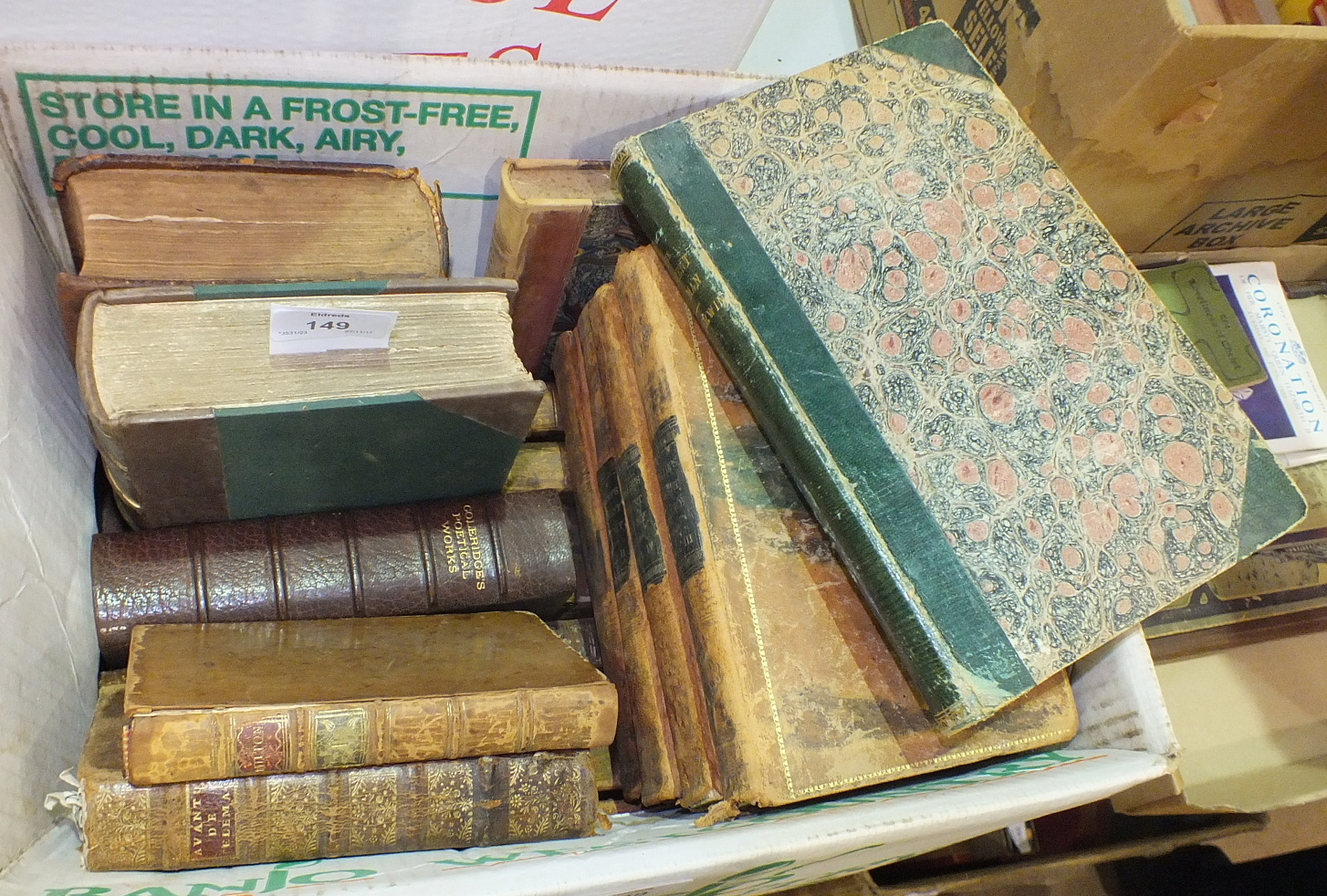 Lot 149 - Rollin (Charles), The Ancient History of the Egyptians, Carthaginians, Assyrians......, 4 vols, engr