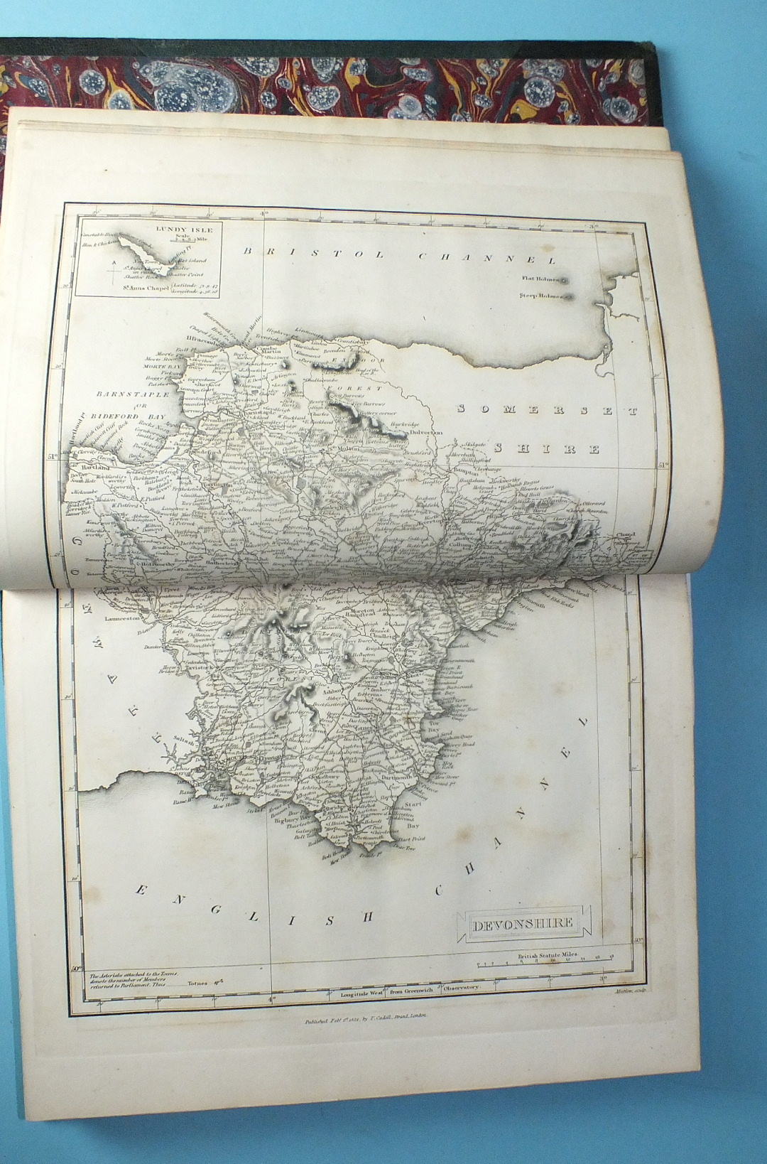 Lot 174 - Lysons (Daniel & Samuel) Magna Britannia, Being a Concise Topographical Account of Several
