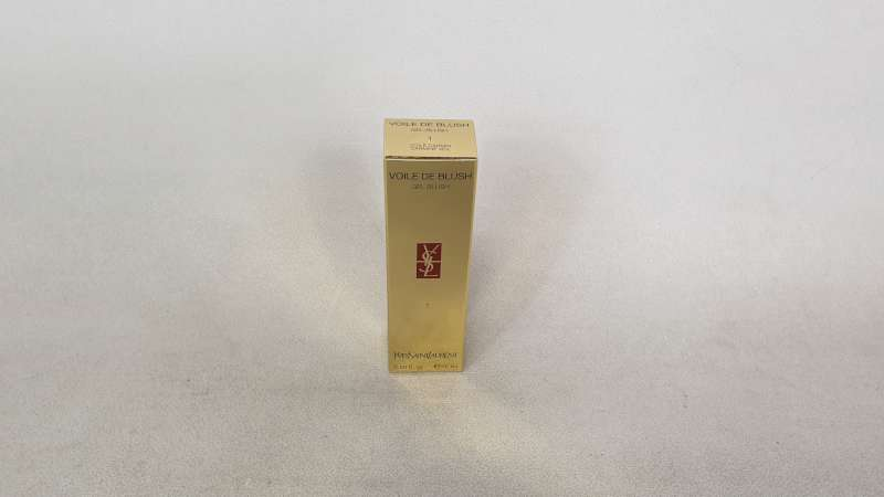 Lote 36 - 10 X YVES SAINT LAURENT 15ML GEL BLUSH NUMBER 1