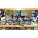 LOT CONTAINING A LARGE QTY OF CLOTHING IN VARIOUS COLOURS / STYLES / SIZES