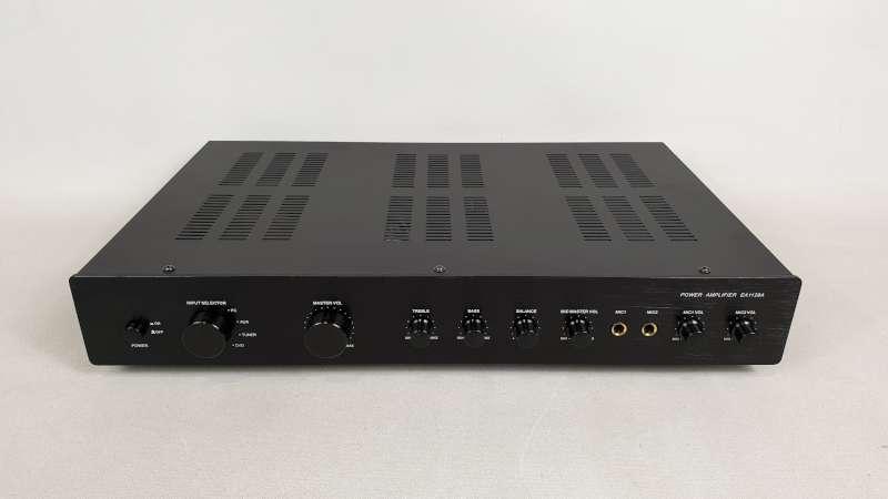 Lote 831 - 4 X EDIS POWER AMPLIFIER MODEL EA1128A IN 1 BOX