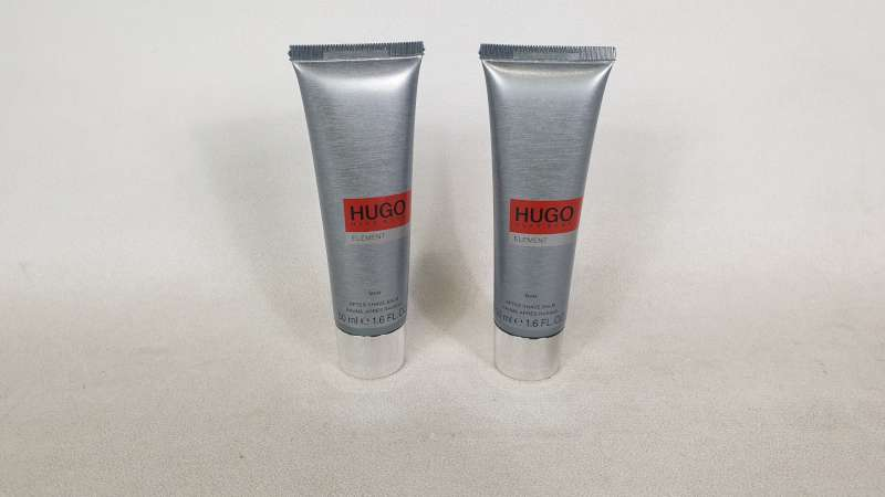 Lote 57 - 50 X 50ML HUGO BOSS ELEMENT AFTER SHAVE BALM