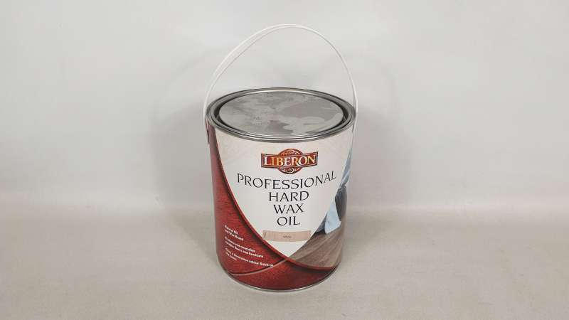 Lote 145 - 10 X 2.5 LITRE LIBERON WHITE COLOURED PROFESSIONAL HARD WAX OIL