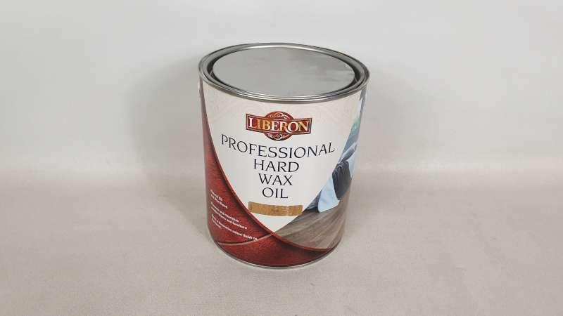 Lote 117 - 10 X 2.5 LITRE LIBERON TEAK COLOURED PROFESSIONAL HARD WAX OIL