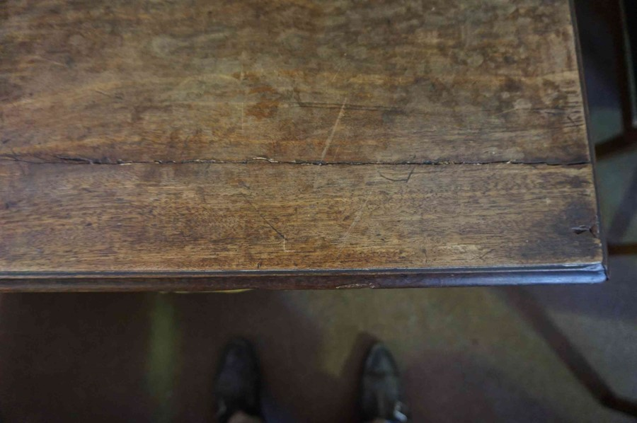 Lot 434 - Condition question, Is the top of the chest ply wood, Is the top drawer fitted. Condition question