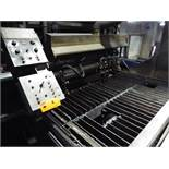 MFG. UNKNOWN CNC CUTTING TABLE WITH PC CNC CONTROL, 8 OXY/ACETYLENE GAS CUTTING HEADS, 1 PLASMA