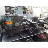"""MOREY NO. 3 HORIZONTAL TURRET LATHE WITH 16"""" SWING, APPROX. 22"""" BETWEEN CENTERS, 1.5"""" SPINDLE"""