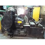 """RUSSELL HYDROFEED HORIZONTAL COLD CUT SAW WITH 28"""" BLADE, S/N: N/A (CI)"""
