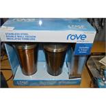 *Rove Stainless Steel Insulated Tumbler 2pk