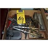 LOT - ASSORTED INSPECTION TOOLING
