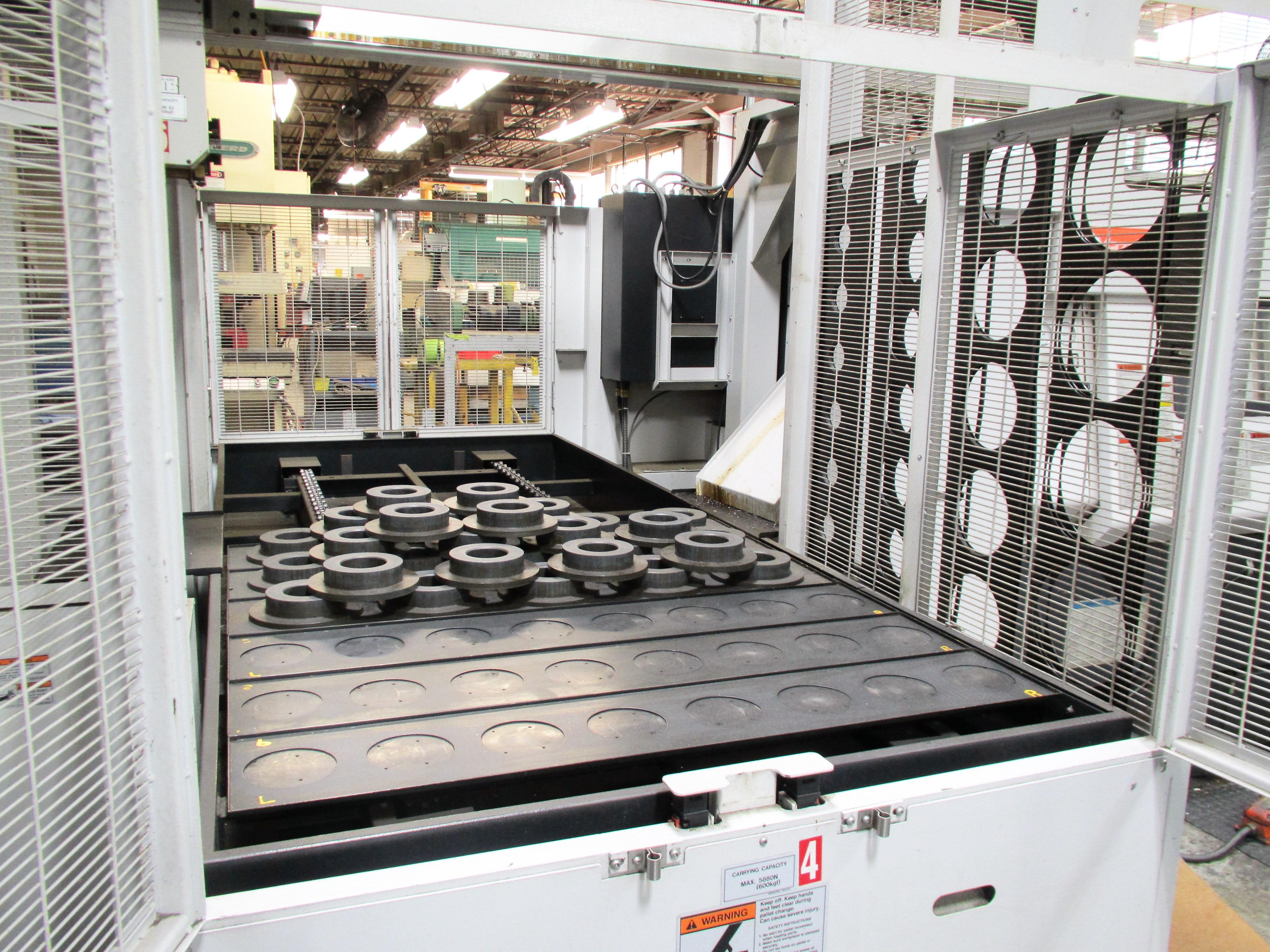 MAZAK QUICK TURN NEXUS 250-II MSY CNC TURNING CENTER - Image 12 of 16