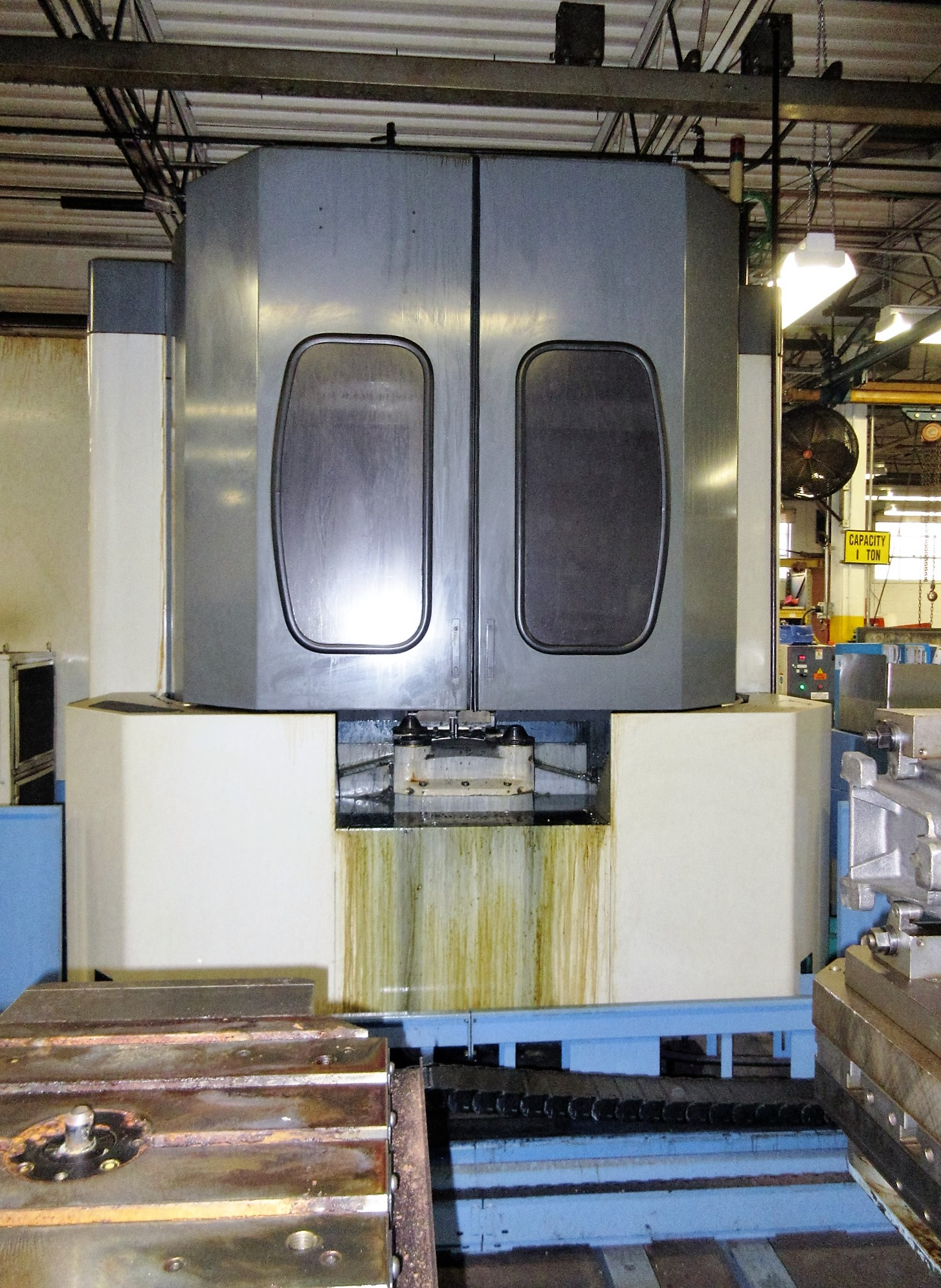 Mazak FH-6000 CNC Horizontal Machining Center With Palletech System - Image 9 of 21