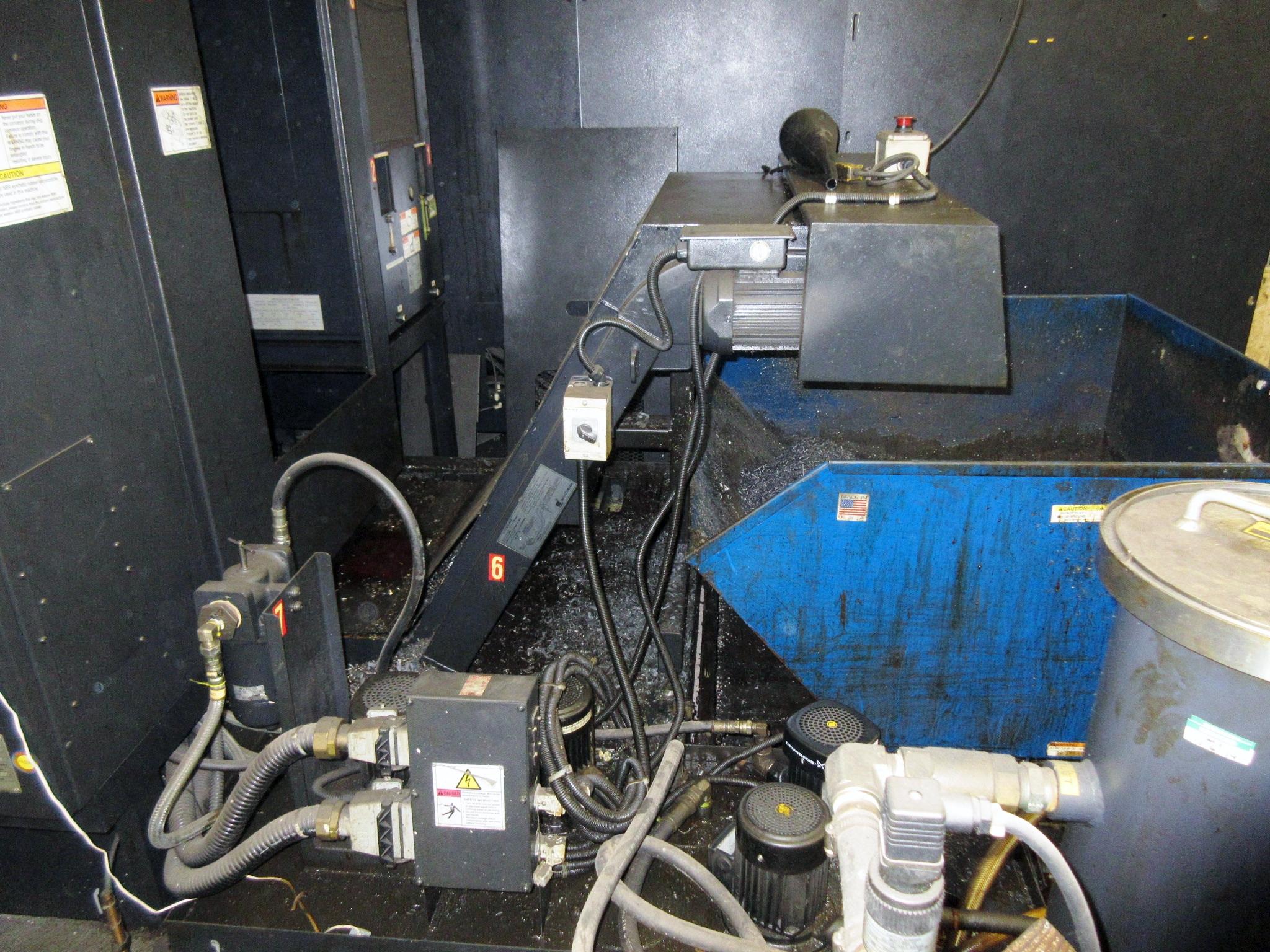 Mazak HCN-6000-II CNC Horizontal Machining Center With Palletech System - Image 19 of 22