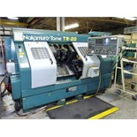 NAKAMURA TOME TW-20 6-AXIS CNC TWIN SPINDLE TURNING CENTER