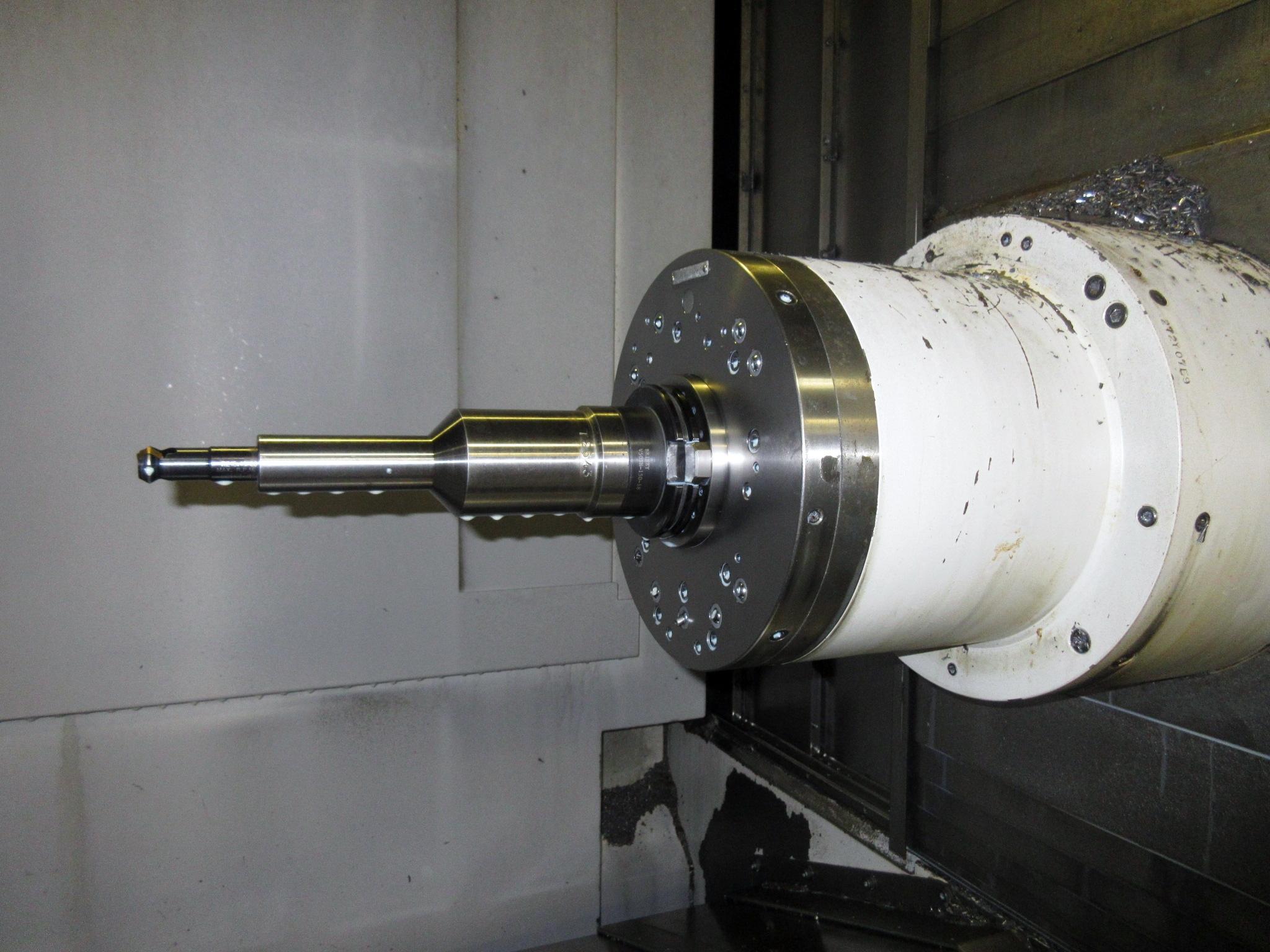 Mazak HCN-6000-II CNC Horizontal Machining Center With Palletech System - Image 6 of 22