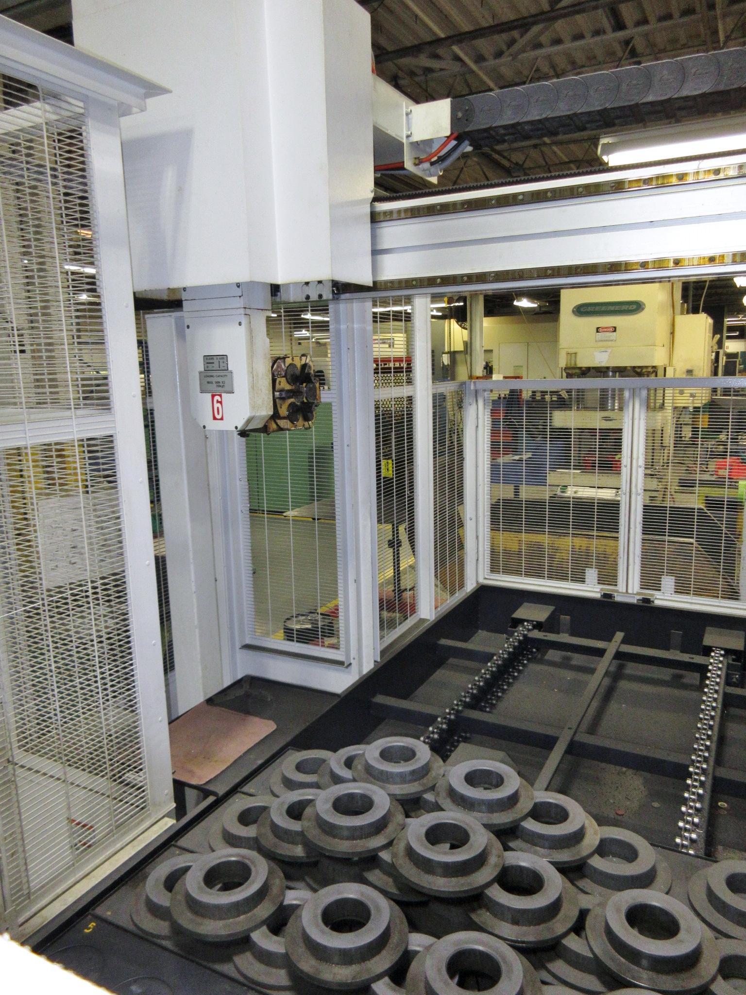 MAZAK QUICK TURN NEXUS 250-II MSY CNC TURNING CENTER - Image 11 of 16