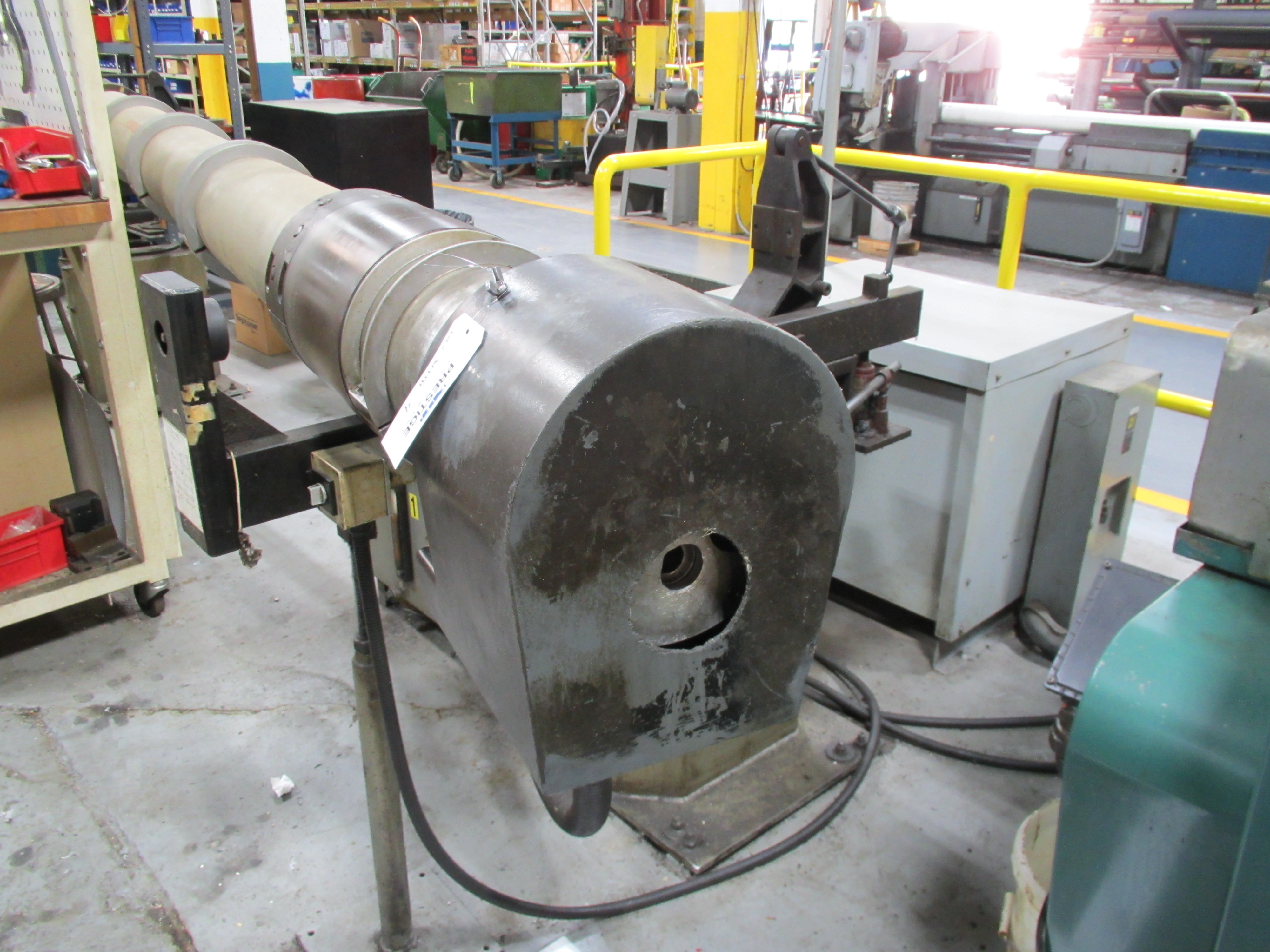 NAKAMURA TOME TW-20 6-AXIS CNC TWIN SPINDLE TURNING CENTER - Image 13 of 17
