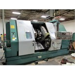 NAKAMURA TOME TW-30MM 7-AXIS CNC TWIN SPINDLE TURNING CENTER